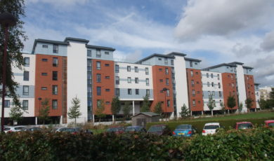 Purbeck House, Student Accommodation, Cambridge