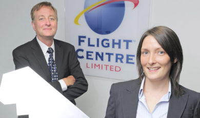 Flight Centre UK takes off at the Gateway